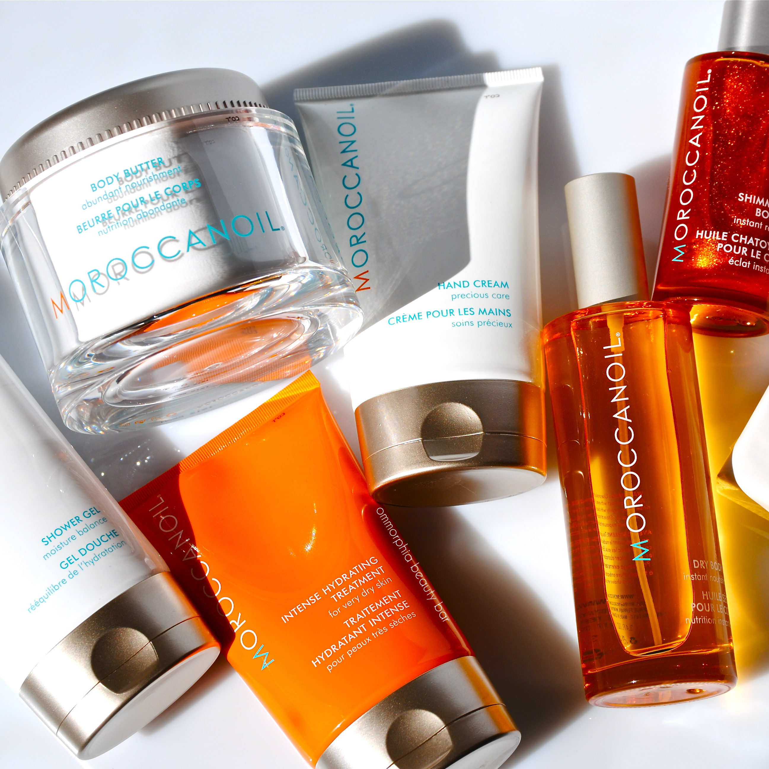 Moroccanoil Body Skin Products